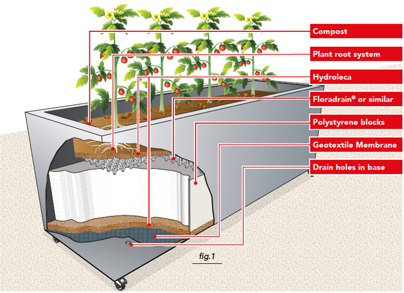 Does Your Rooftop Need to Lose Weight - Europlanters