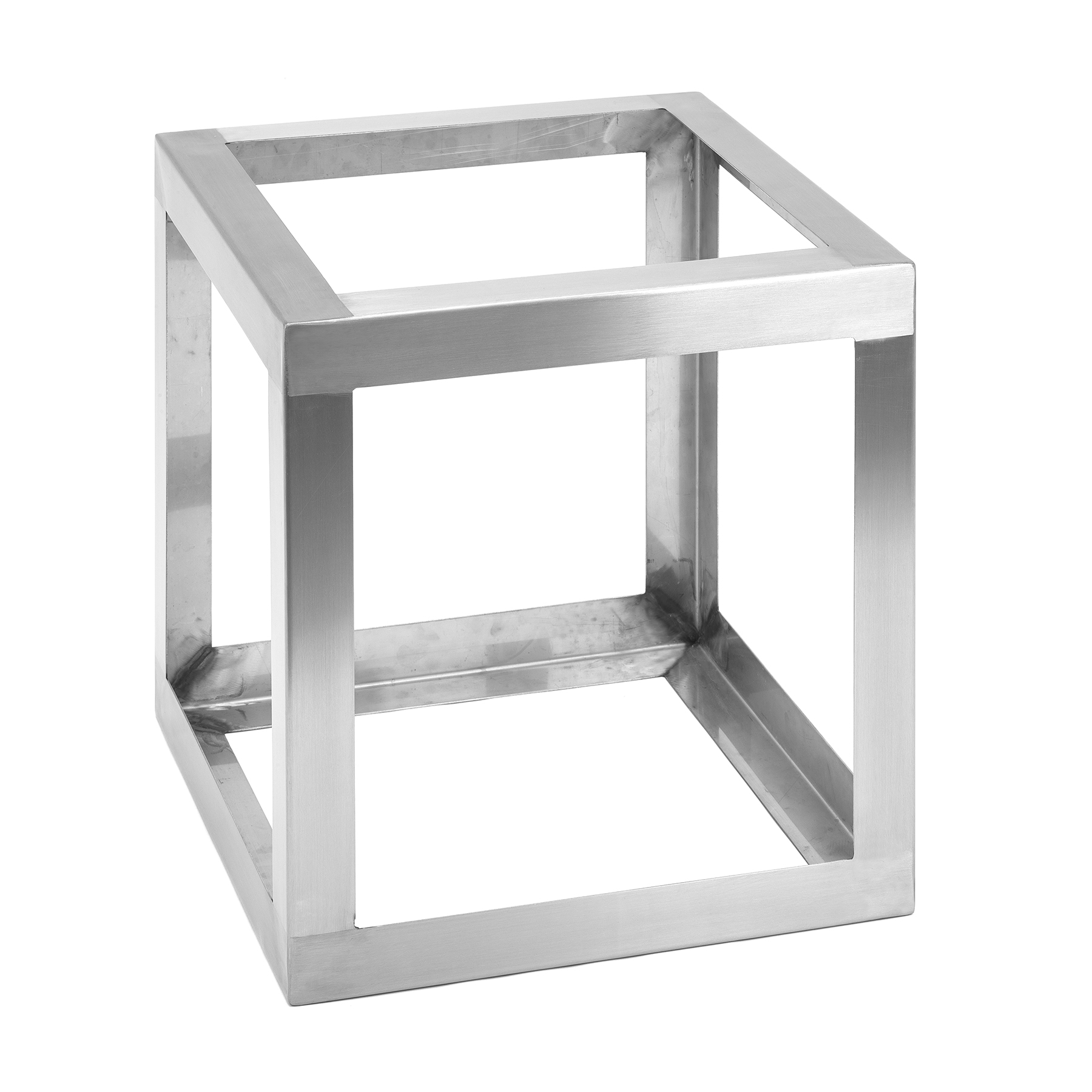 Stainless Steel Frame Planters quality planters by Europlanters