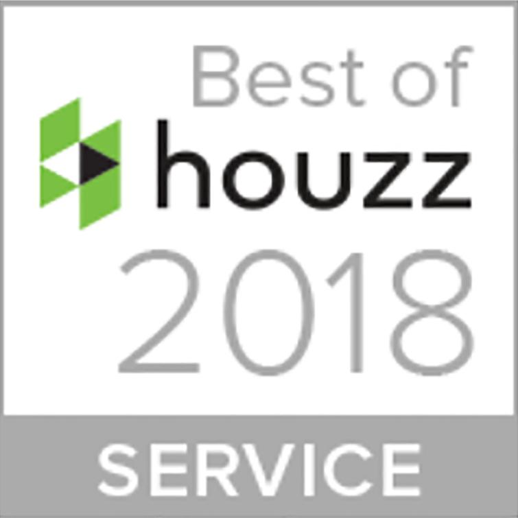 Europlanters win Best of Houzz 2018 Award