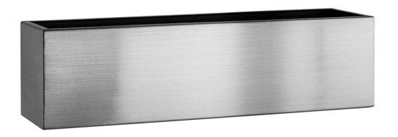 Stainless steel metal trough