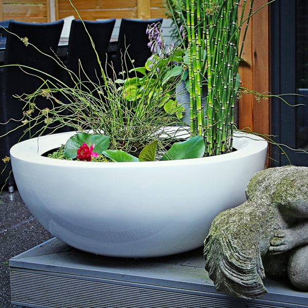BOWL PLANTER by Europlanters