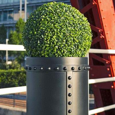 RIVET Effect Planter in GRP