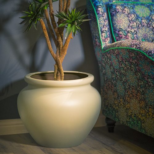 BABYLON planter by Europlanters