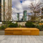 hidden benches by europlanters