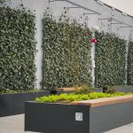 The Post Building by Europlanters