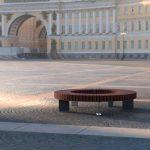circular bench20 by europlanters