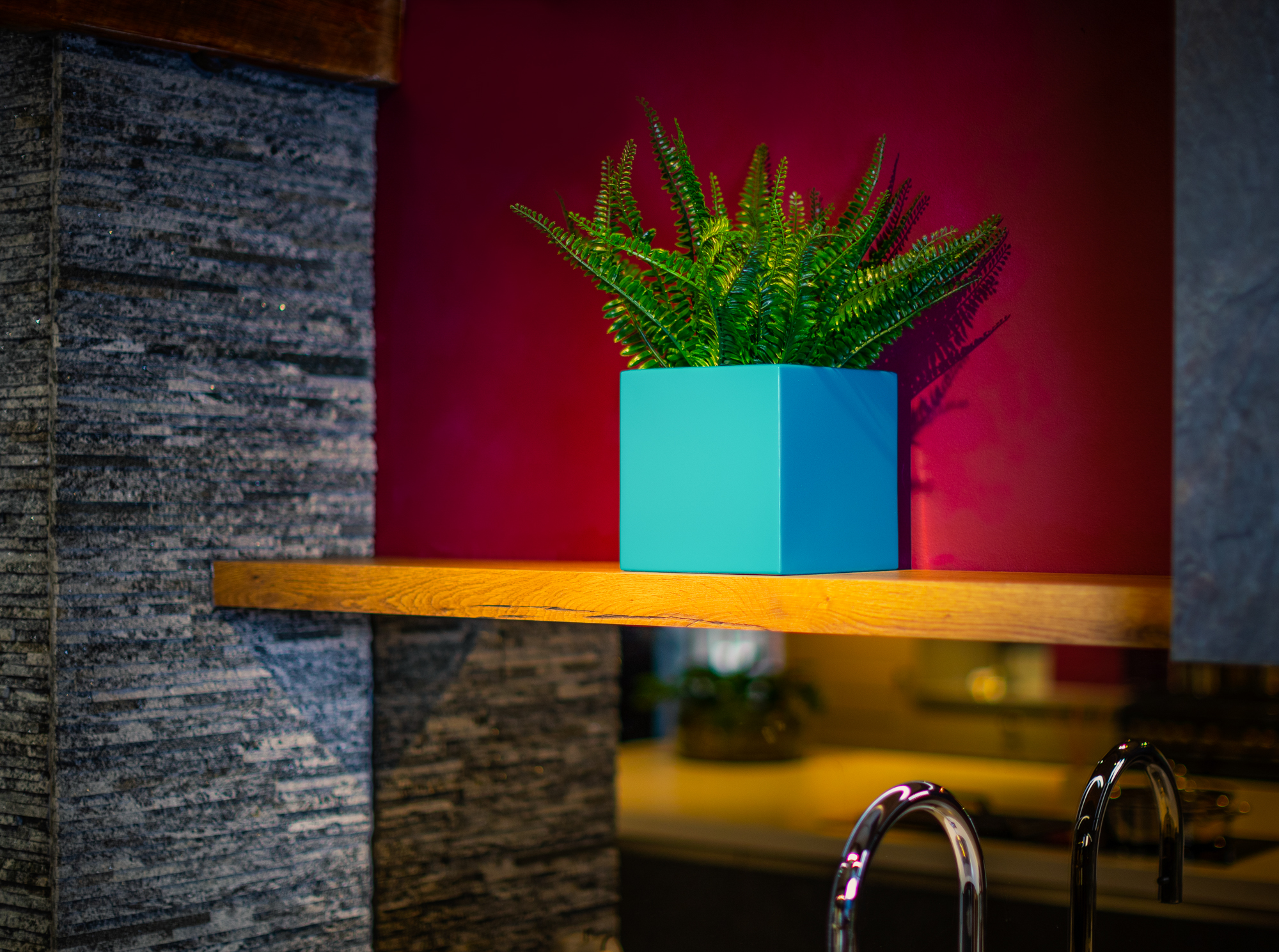 CU 20 PLANTER CUBE BY EUROPLANTERS