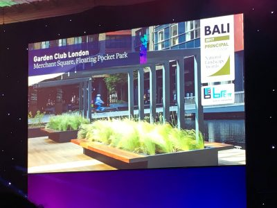 BALI AWARDS 2017 by europlanters