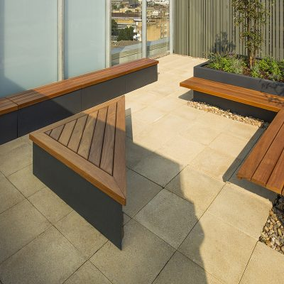 Bespoke Wooden Benches by Europlanters